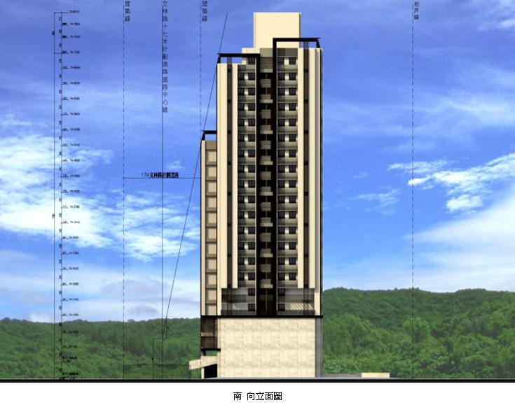 (一)建筑物设计